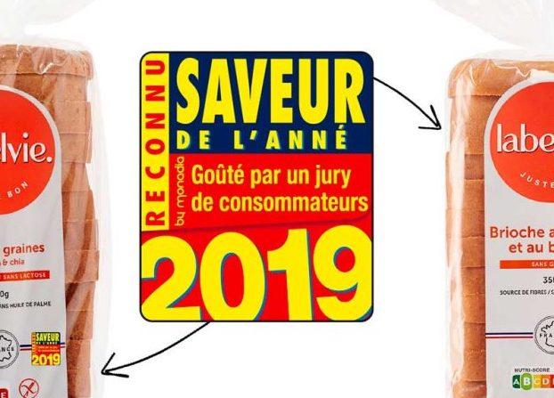 Labelvie reconnue Saveur de l'Année 2019!