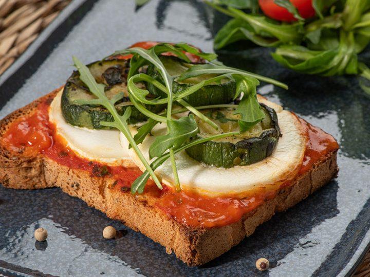 Tartine Veggie et Sans Gluten